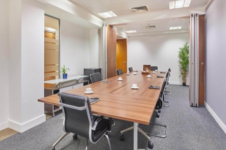 Incspaces. Offer professional boardrooms at the Old Jewry for SME's & Corporates to use for meetings with their clients.