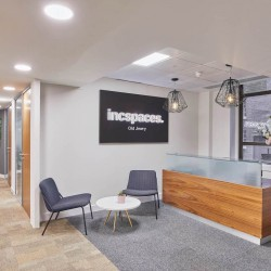 Incspaces. Professional serviced office reception service on hand to help clients with running their business including SME's and Corporates at the Old Jewry.
