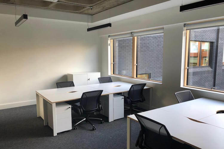 Fully furnished, all-inclusive serviced office to rent at The Office Group, 201 Borough High Street.