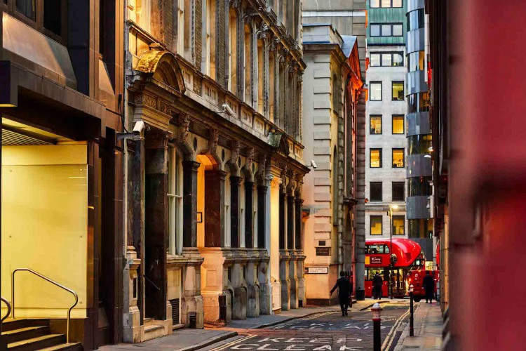 Beaumont Business Centre at 27 Clements lane, in the City of London offering office space for small to medium businesses.