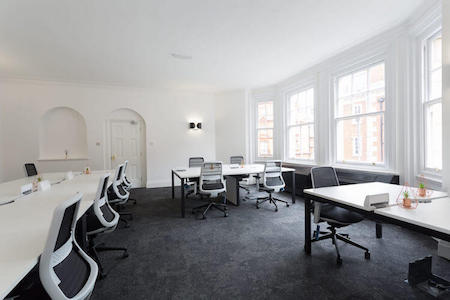 Office space for rent in Mayfair at Boutique Workplace's location at 25 Green Street, London.