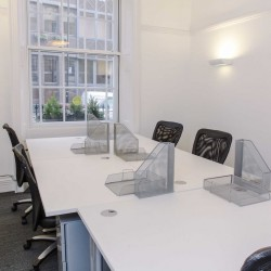 Fully furnished private serviced office space within minutes from London Bridge station offering businesses flexible term contracts.