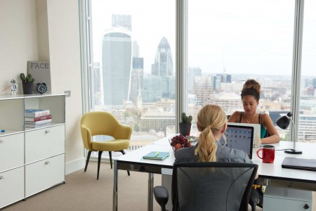 Private Serviced Office Space at The Shard offering businesses extraordinary views and flexible office space to rent whether you need 2 or 100 desks.