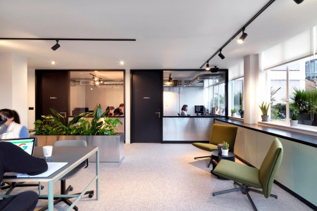Stunning studio spaces at this vibrant serviced office building on Wardour Street, offering both co-working and private offices.