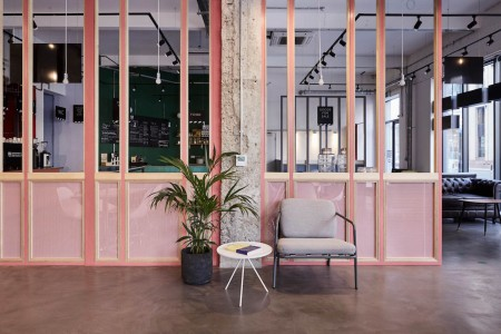 Whitechapel CafeBreakout Space