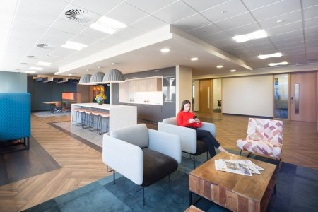 Landmark's serviced office building offering contemporary office space in beaufort house, Aldgate for small and large businesses.
