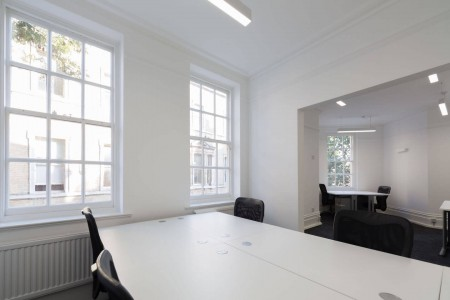 Broad Court Office Space With Meeting Room
