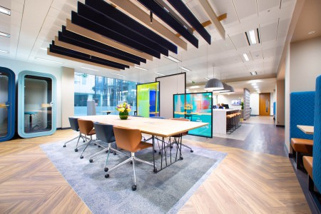 Cannon Street City Wworkspace