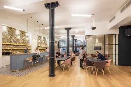 Clerkenwell Road Lounge Space