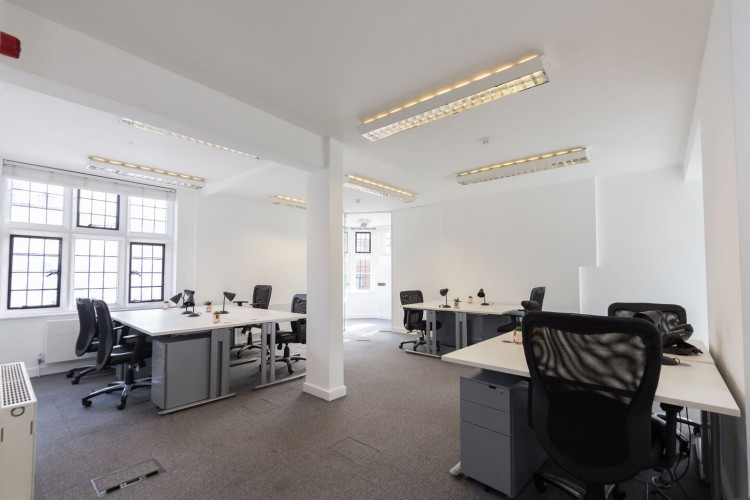 Serviced office provider Boutique Workplace provides 4,000 sq ft of luxury flexible office space in Audley House, on the corner of Margaret Street and Great Titchfield Street