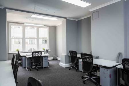 Whitefriars St Private Office