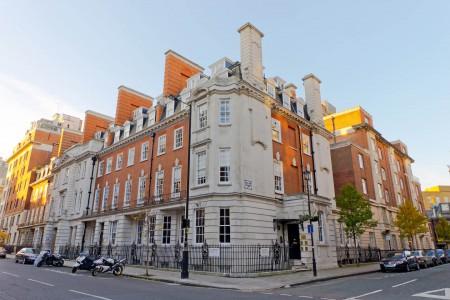 Devonshire Street Marylebone Building External