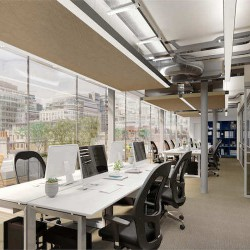 Serviced Office Space provider Fora Space, offers collaborative co-working and private office space for startups, SME's and Corporates to rent at 35-41 Folgate St.