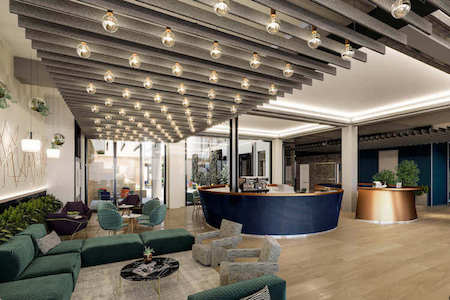 Fora Space 35-41 Folgate St, Spitalfields provides serviced office spaces that are hubs for business people from all industries.