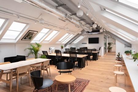Lockside Camden Co working Space