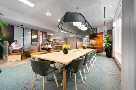 New Cavendish Street Co Working Space