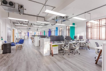 17 Bevis Marks Open Plan Offices