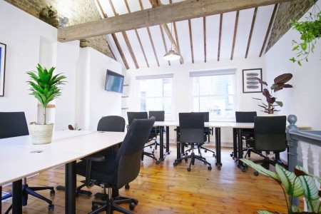 Albemarle Way Clerkenwell Office Space with Natural Light