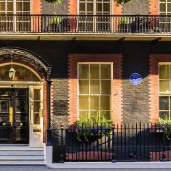 This Grade II listed property is Argyl Group's second building on Curzon Street in the heart of Mayfair.