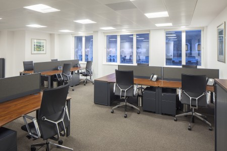 Gresham Street Serviced Office Suite