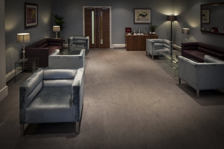 Argyll Club offer a stunning business lounge for companies that are based in this delightful period property on Grosvenor Street, Mayfair.