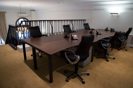 Pall Mall Serviced Office Space