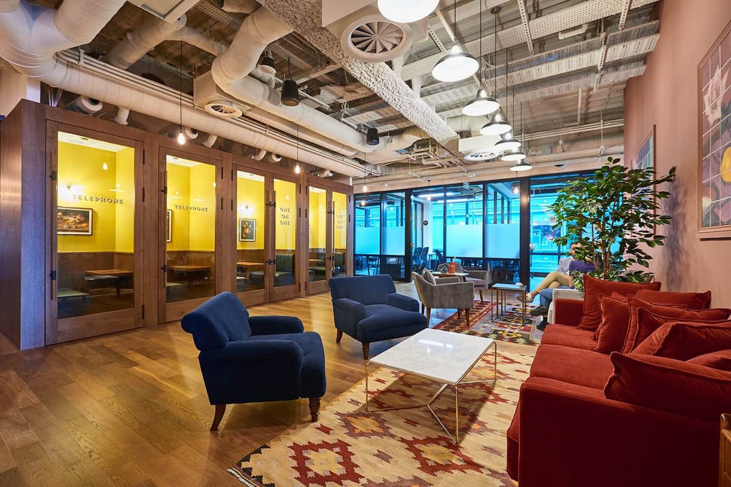 Flexible workspace provider Mindspace, offers collaborative co-working space and serviced offices for startups, SME's and Corporates to rent in the heart of Tech City on Appold Street, just a hop away from Silicon Roundabout.
