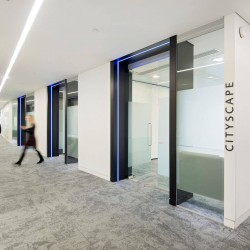 Private office space floor at City Place House, Basinghall Street.