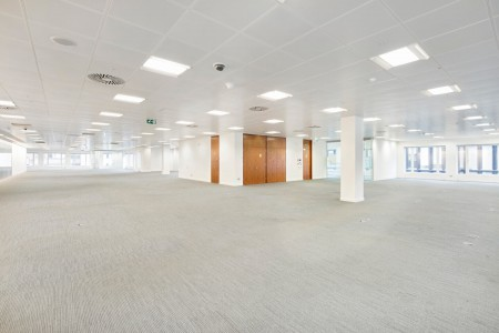 Instant Managed Offices offer circa 4,000 sq ft of flexible office space at City Place House in the City of London.