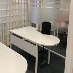 Small exec offices at La Gare, Surrey Row, Southwark.