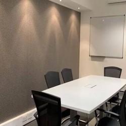 Meeting room facilities at La Gare, Surrey Row, Southwark.