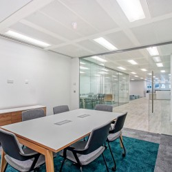Meeting rooms for businesses to utilise at Senator House, Queen Victoria Street.