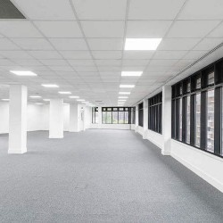 Flexible office space for companies looking to accommodate 40 plus staff with the ability to customise the space at Sentinel House, Marylebone.