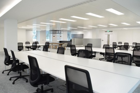 Private office floor on the Strand near Covent Garden. Ideal flexible office space for 30 plus staff