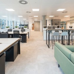Whitfield Street offers fully furnished Flexible Managed Office Space for businesses to rent, complete with desks and bespoke furniture.