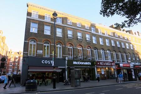 Baker Street Building External