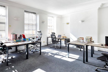 Broadwick Street Office Space
