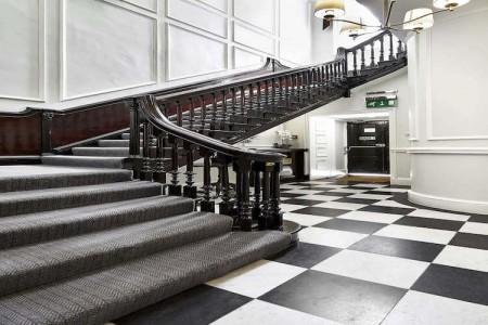 Bruton Street Stairwell