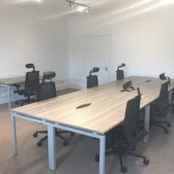 Serviced office at 28 Bruton Street to accommodate 8 people