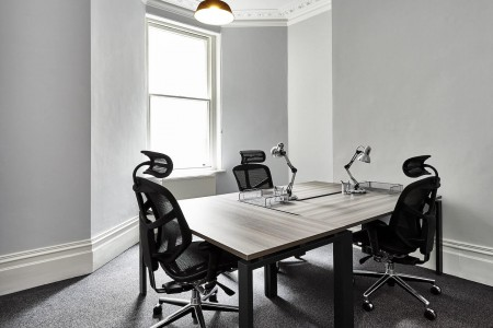 Mortimer Street Office Space