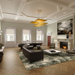 Flexible Office Space provider Ocubis, provides a professional client reception for businesses at 5 St James's Square.