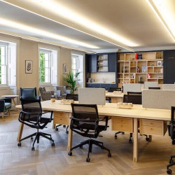 Flexible Office Space provider Ocubis, offers private serviced office space for SME's and Corporates to rent in St James's Square.