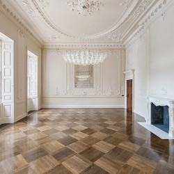 Grade A unfurnished office space with high ceilings for rent in St James's Square.