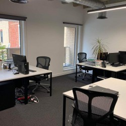 Private serviced office space in New Street, minutes walk from Liverpool St Station offering small businesses flexible workspace on flexible terms.