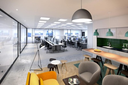 Capital Tower Flexible Workspace