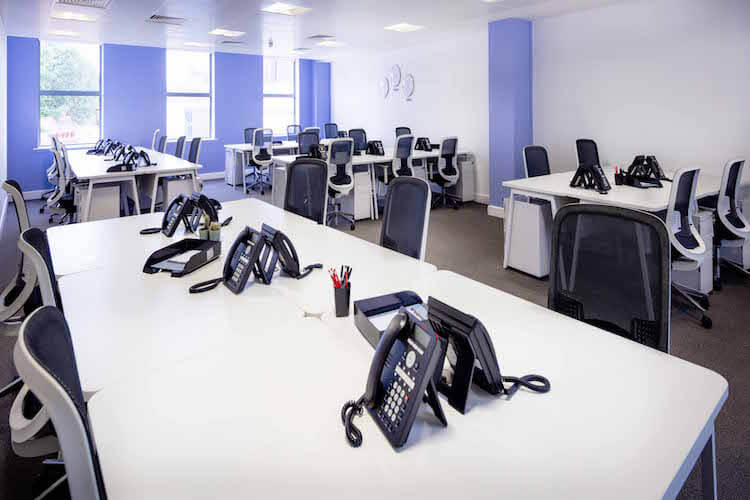 Office Space in Town St Paul's, London, is a boutique serviced office centre located at 20 Little Britain, providing 5 floors of office space to rent for 1-50 desks.