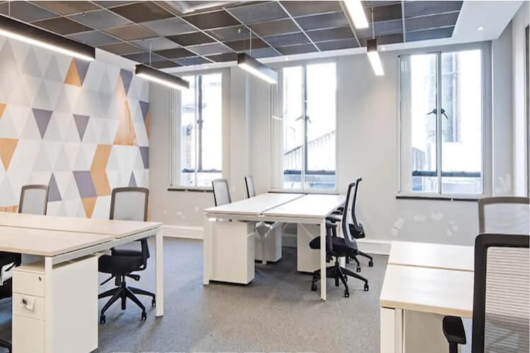 Mercury House, 117 Waterloo Road Serviced Office to rent on flexible terms.