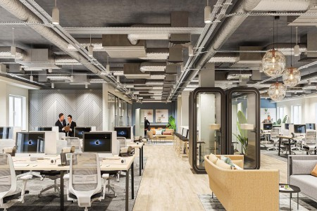 Southwark Bridge Road Managed Office Floor
