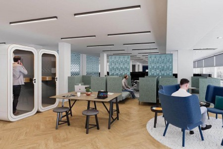 110 High Holborn Workspace