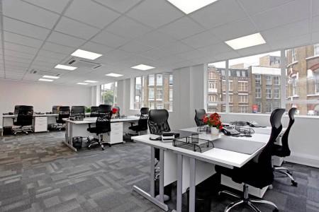 Great Eastern Street Desk Space